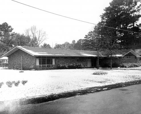 Baptist Student Union Center